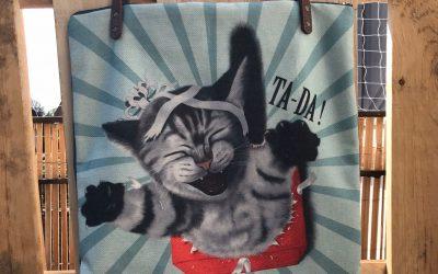 Achtung NEU! – Shopper – neue Taschengröße bei Nele!